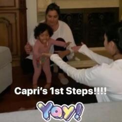 Sophie, Capri and Vanessa (c) Instagram