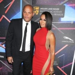 Stephen Belafonte and Mel B during their marriage