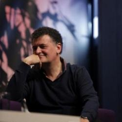 Steven Moffat at the Doctor Who Festival