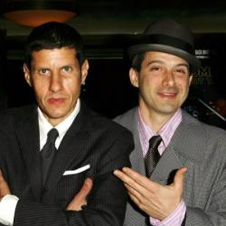 Mike D and Adam Horovitz