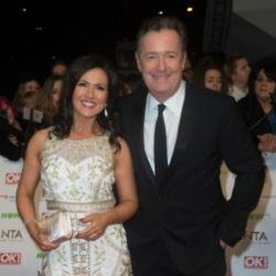 Susanna Reid and Piers Morgan