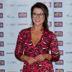 Susanna Reid at the National Reality TV Awards