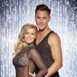 Suzanne Shaw and Matt Evers on Dancing on Ice