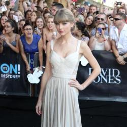 Taylor Swift wears Elie Saab