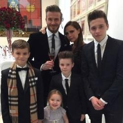 Victoria Beckham feels 'disgusted' by people fat-shaming Harper