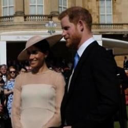 The Duke and Duchess of Sussex (c) Kensington Palace