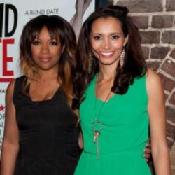 The Honeyz at Blind Date launch