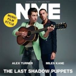 The Last Shadow Puppets on NME cover