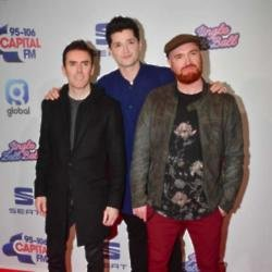 The Script at Capital's Jingle Bell Ball