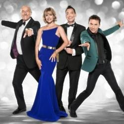 The 'Strictly Come Dancing' judges