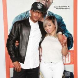 T.I. and Tameka Cottle