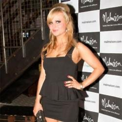 Tina O'Brien plays Sarah