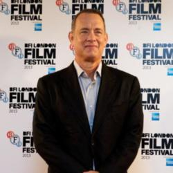 Tom Hanks at Captain Phillips press conference