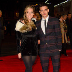 Tom Parker with wife Kelsey