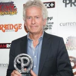 Tony Banks at Progressive Music Awards