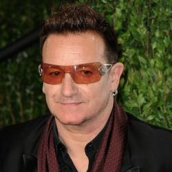 UN official tweets fake Bono snap