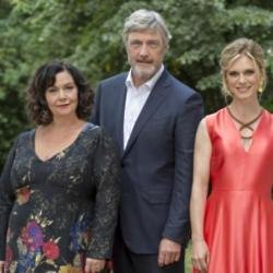 Vincent Regan, Dawn French and Emilia Fox
