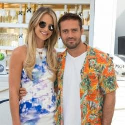 Spencer Matthews and Vogue Williams