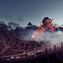 Wicker Man ride opening this spring