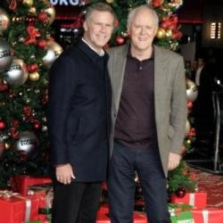 Will Ferrell and John Lithgow at Daddy's Home 2 premiere