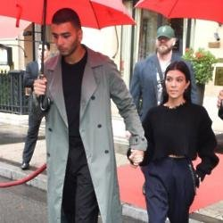 Kourtney Kardashian's boyfriend was Kim's translator