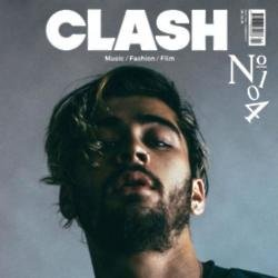 Zayn Malik on Clash magazine