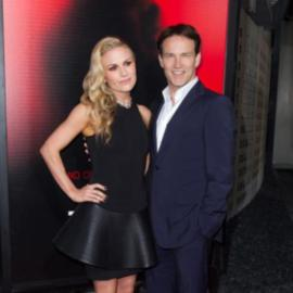 Celebrity Wedding Anniversary: Stephen Moyer and Anna Paquin 21/8/2010