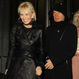 Celebrity Wedding Anniversary: Trudie Styler and Sting 20/8/1992