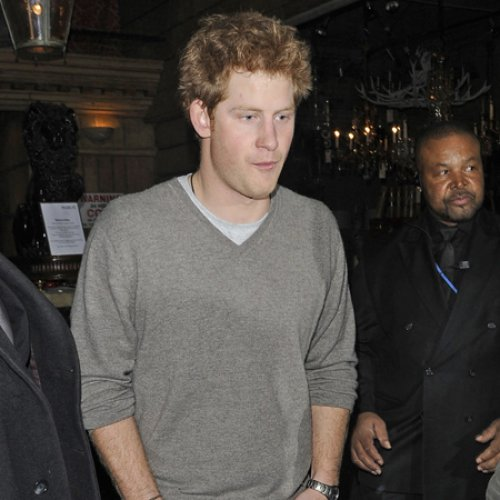 Britain's Prince Harry still buys Chelsy gifts