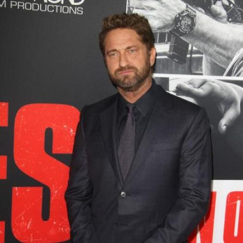 Gerard Butler's Malibu home still not ready to be rebuilt after wildfire