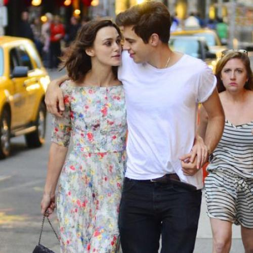 James Righton Crowd Surfed At Wedding to Keira Knightley