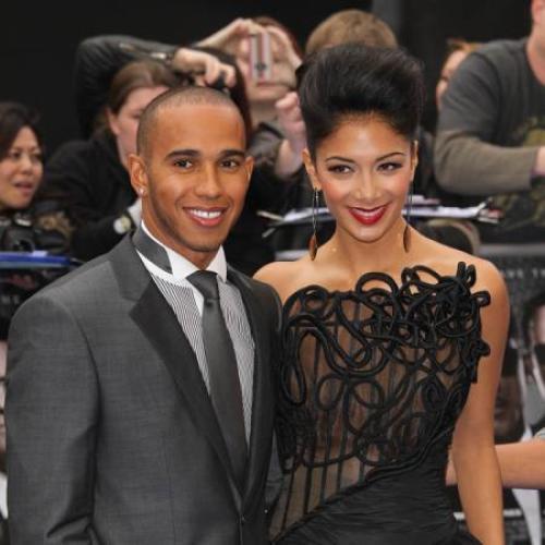 Lewis Hamilton And Nicole Scherzinger 2014