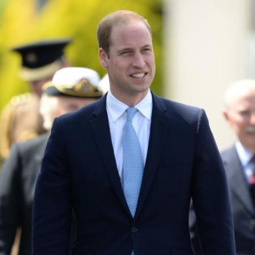 Prince William Thanks Commonwealth Games Staff
