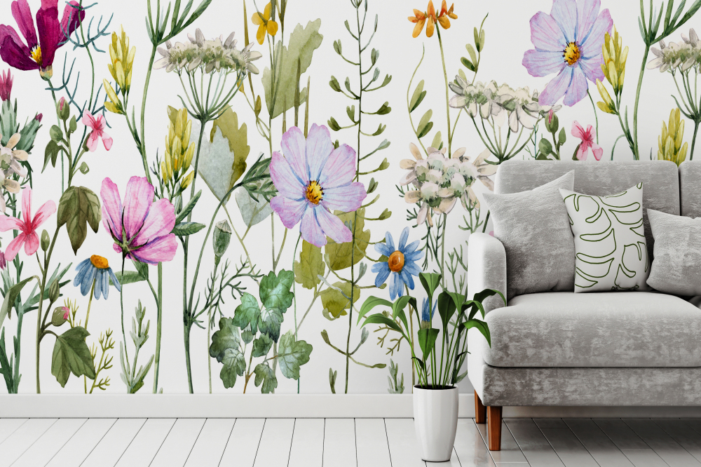 12 ways to feature florals at home