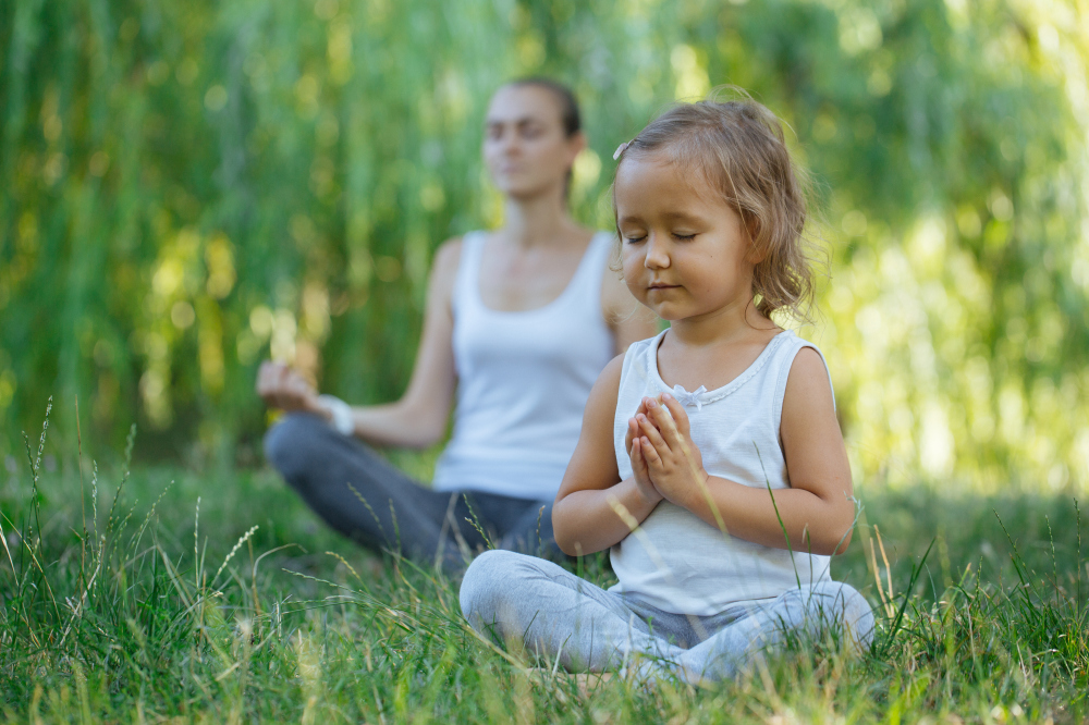 3 ways to help your child feel more calm