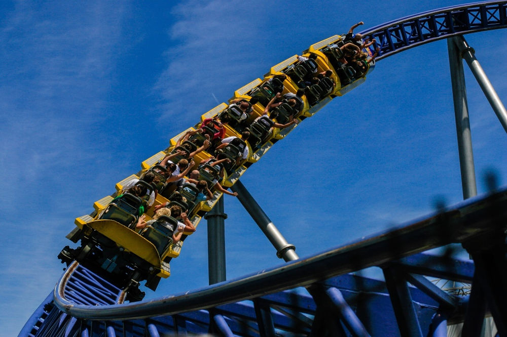 Japan's theme parks have re-opened – but you can't scream on the roller coasters