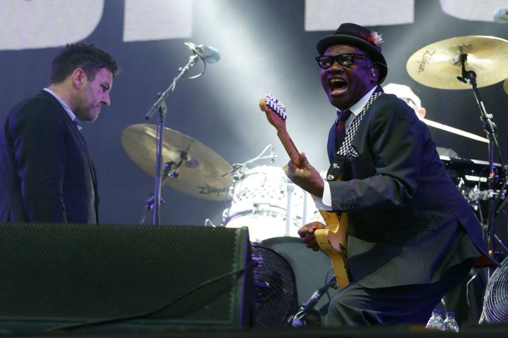 The Specials star Lynval Golding says seeing BLM protests felt 'great'
