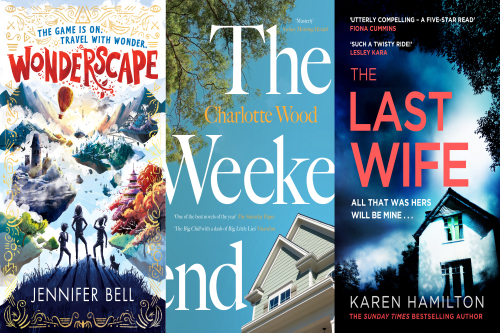 5 new books to read in lockdown this week