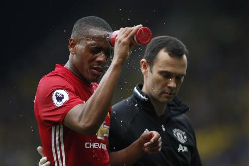 Martial may miss next two