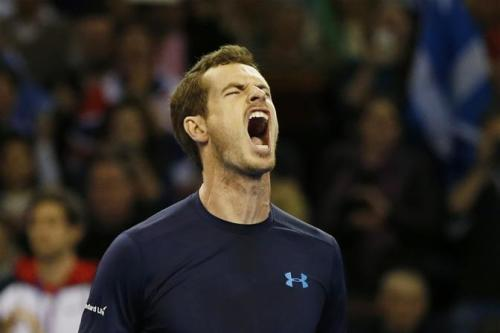 Exhausted Murray feared injury
