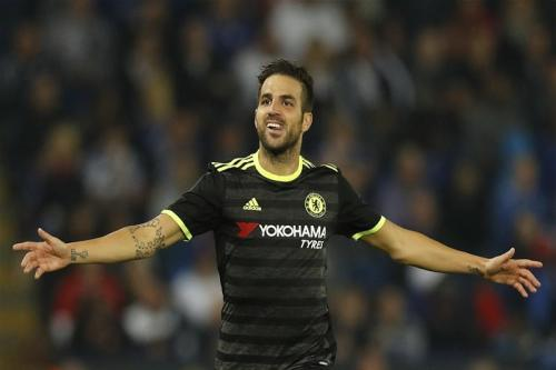 Fabregas to fight for Chelsea future