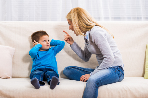 How do I stop shouting at my kids so much?