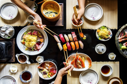 Why the Japanese diet is one of the healthiest in the world
