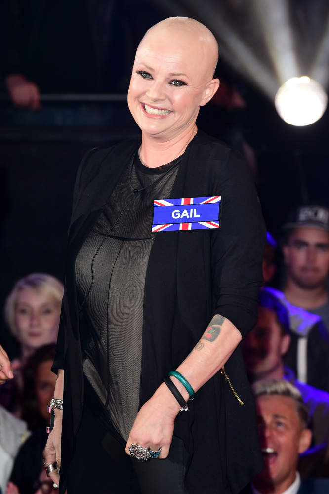 Gail Porter says that Keith Flint was the love of her life