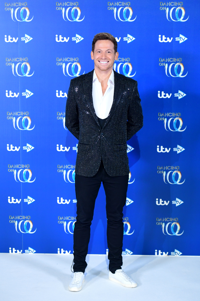 Joe Swash wants to give dads a bit more recognition this Father's Day