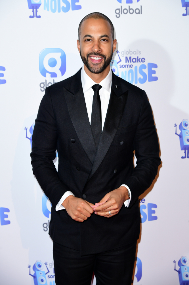 Marvin Humes urges men to reach out to each other on Father's Day