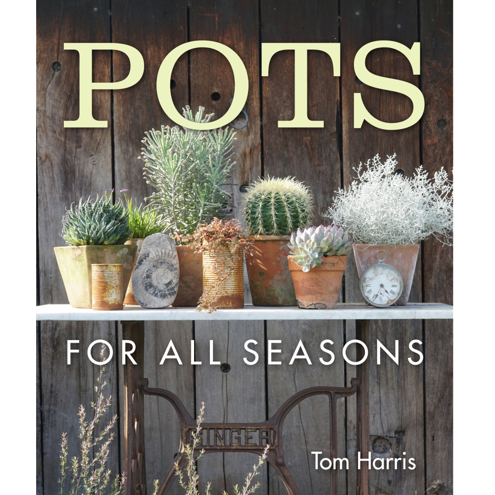 Pots For All Seasons by Tom Harris (Pimpernel Press/PA)
