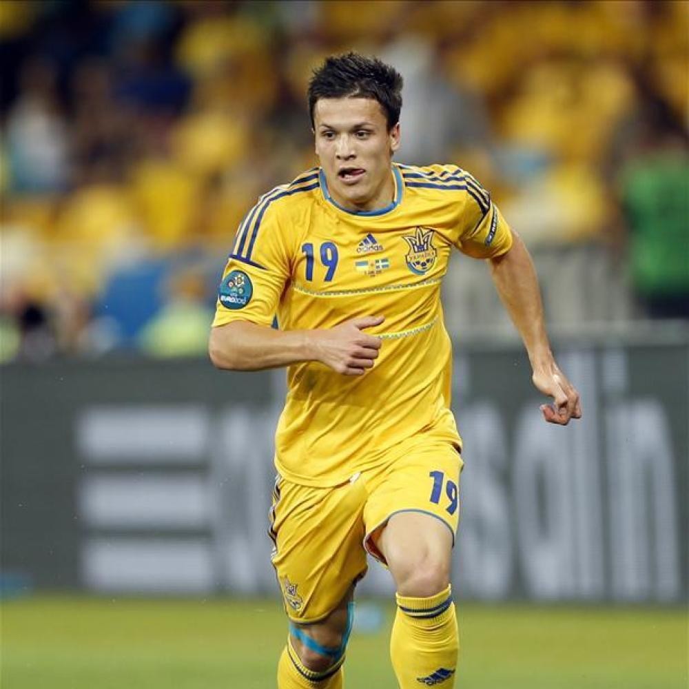 "Ukraine s Yevhen Konoplyanka Says La Liga Football Is ""More Technical"""