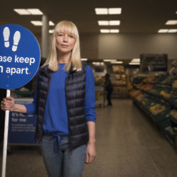 Sara Cox: 'I'm quite at home in a loading bay'