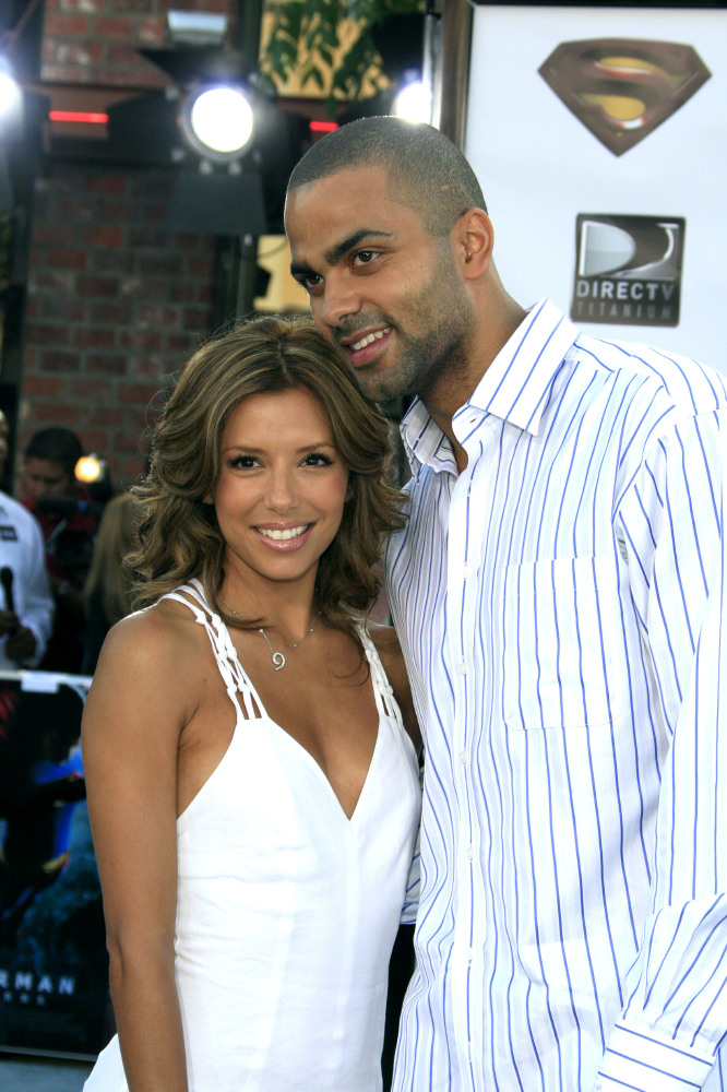 116130d37c6 Celebrity Wedding Anniversary  Eva Longoria and Tony Parker 7 7 2007
